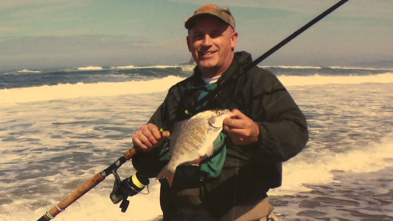 Grant 39 s getaways surf fishing and clamming youtube for Fishing report oregon coast
