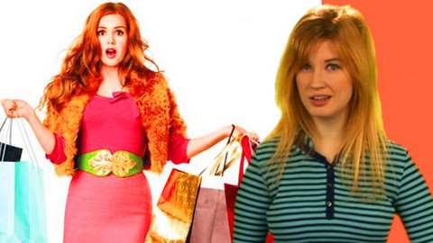 Confessions of a Shopaholic Movie Review