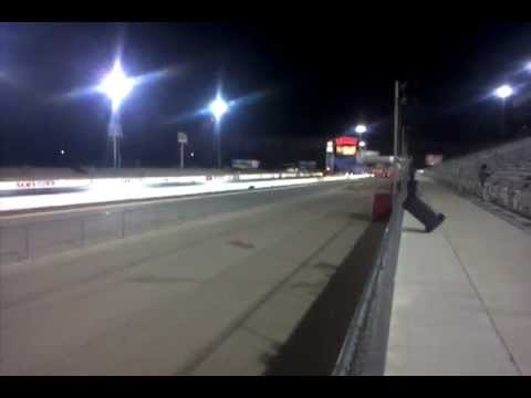 Rachel Yee's VRI World Record Setting Harley F150 Supercrew Pass 10.72