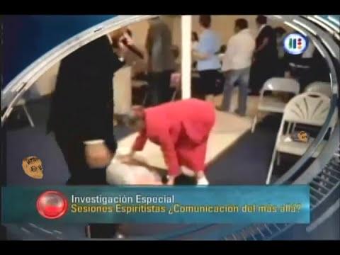 Extranormal Investigacion sobre sesiones espiritistas