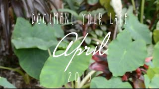 Document Your Life | April 2015