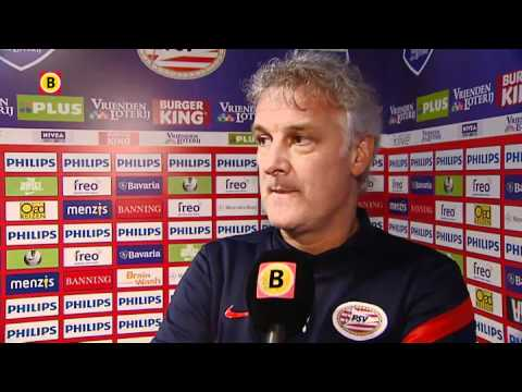 Fred Rutten over PSV-Feyenoord