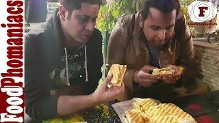 Largest Chicken Sandwich :: The Sandwich Shop(LAHORE) :: The FoodPhomaniacs Show :: Episode 45