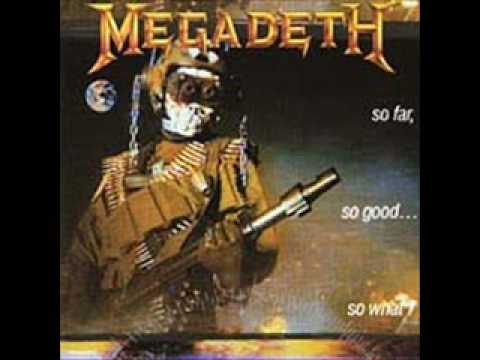 Megadeth - Anarchy In The Uk