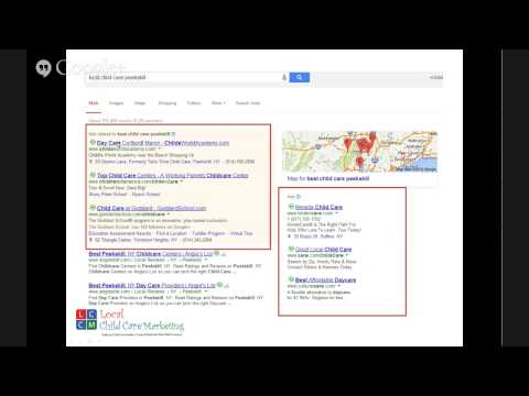Local Child Care Marketing - Pay-Per-Click Advertising Explained