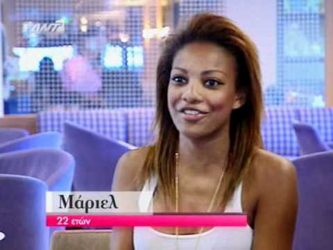 Greece's Next Top Model S2 / E1 [ 1 of 6 ] ANT1 GR ( 11/10/2010 )
