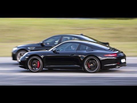 Porsche 991 Carrera 2S (911) PDK vs BMW M5 F10 (both stock)