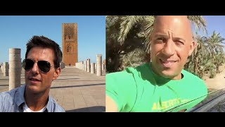 HOLLYWOOD BLOCKBUSTER MOVIES SHOT IN MOROCCO
