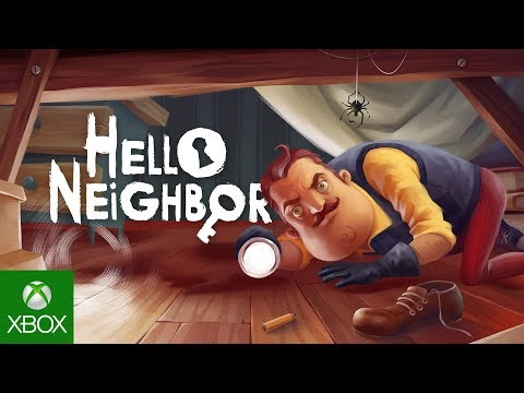 Hello Neighbor, Online game - FAN FREE GAMES
