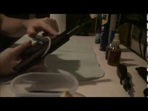 Como limpar sua arma de fogo. (pistolas)