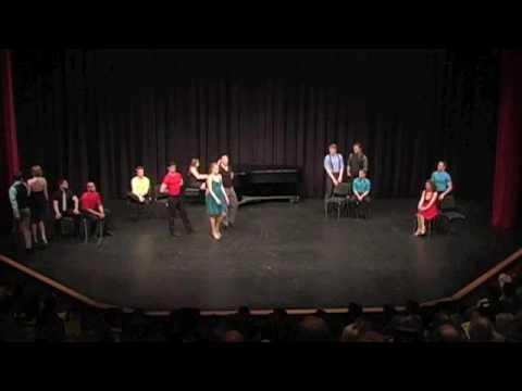 Lauren Sprague How Lucky Can You Get? CCM Musical Theatre Senior Showcase