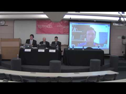 SOPA, PIPA, and the Future of Copyright - Rutgers Sports and Entertainment Law Symposium