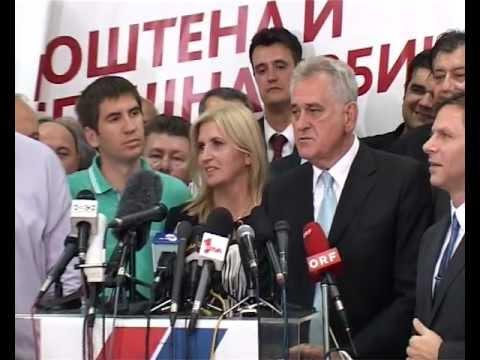PREDSEDNIK SRBIJE Tomislav Nikolic, o pobedi i predizbornim obecanjima
