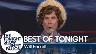 Best of Will Ferrell on The Tonight Show