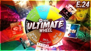 ULTIMATE WHEEL - S1E24 - NHL 17 Hockey Ultimate Team
