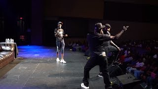 The Montgomery Roast Session w DC Young Fly Karlous Miller and Chico Bean