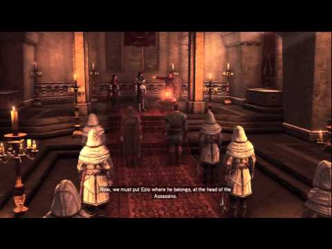 Assassin's Creed Brotherhood Walkthrough: Sequence 7 - Part 4 [HD] (X360, PS3)