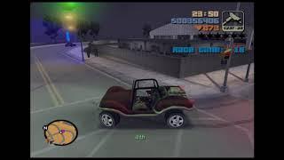 Grand Theft Auto 3 Race