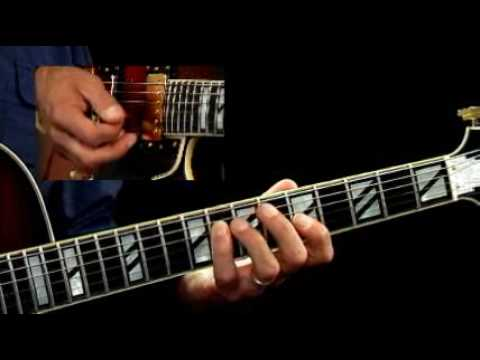 50 Jazz Guitar Licks You MUST Know - Lick #14: Jazz Blues - Frank Vignola
