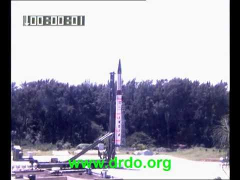 Agni-4 Nuclear-Capable Ballistic Missile Successfully Test-Fired [India - 2012.09.19]