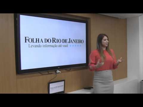 Lançamento Jornal Folha do Rio de Janeiro