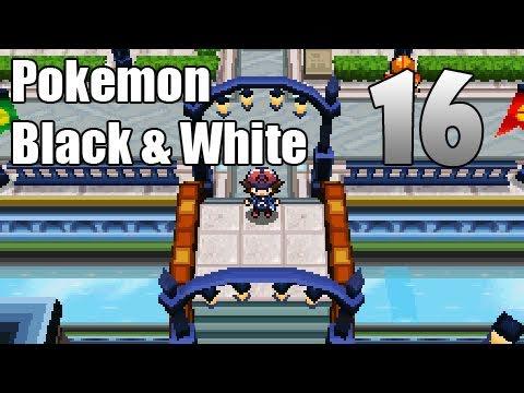 Pokémon Black & White - Episode 16