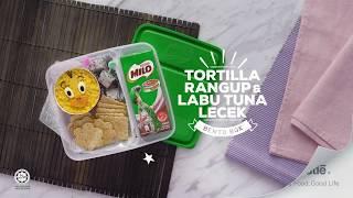 Download Lagu MILO® Bento Box - Tortilla Rangup & Labu Tuna Lecek Gratis STAFABAND
