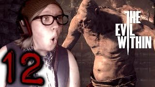 PAUL BUNYAN BABY TWINS?! - The Evil Within (Part 12)