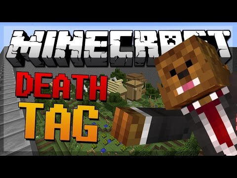 Minecraft DEATH TAG