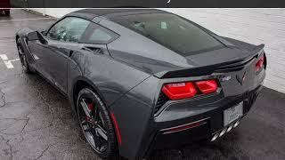 2019 Chevrolet Corvette Z51 1LT New Cars - Charlotte,NC - 2019-02-22