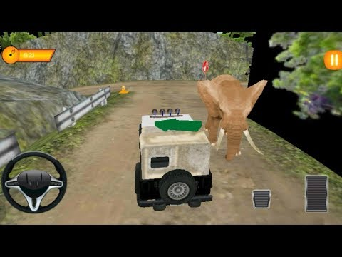 OffRoad 4x4 Police Jeep Drive Android Gameplay 2018 #Free Game Download App For Android