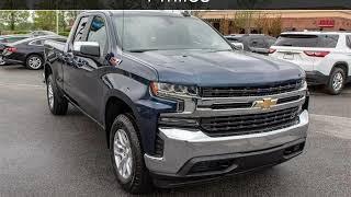 2019 Chevrolet Silverado 1500 LT New Cars - Charlotte,NC - 2019-04-19