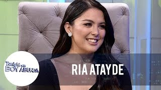 TWBA: Ria reveals the real score between Arjo and Maine