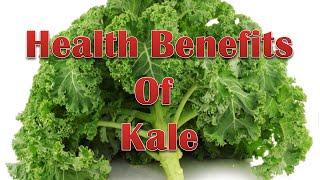 10 Health Benefits of Eating Kale