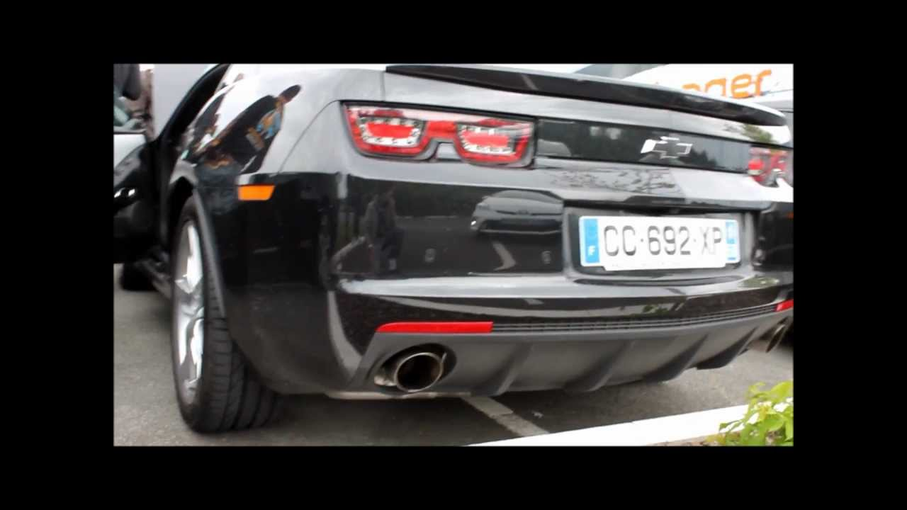 Camaro Zl1 Exhaust Sound Html Autos Post