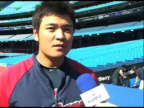 Shin-Soo Choo Interview Video