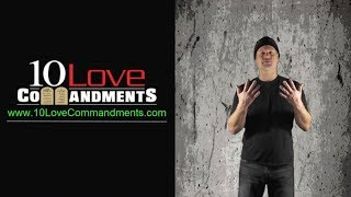 How to Memorize the 10 Love Commandments with Simple & Fun Hand Gestures