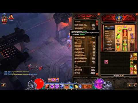 Diablo 3 Wizard Firebird Blizzard Build Guide + Explanation // T31 Greater Rift