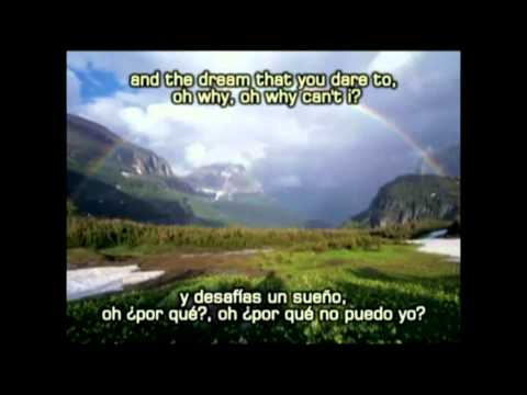 Somewhere Over The Rainbow - Israel iz Kamakawiwoʻole's Subtitulado video