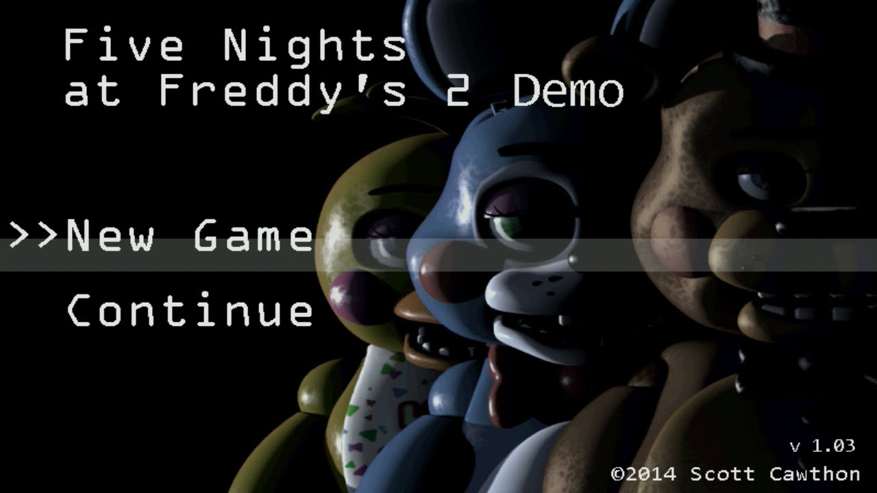 download 5 nights at freddys 2 demo