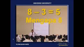 Sains Quran - Borobudur Peninggalan Sulaiman: BoroLogic (Part-1)