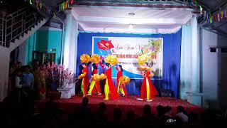 Việt Nam ơi mùa xuân đến rồi múa tdp thắng lợi