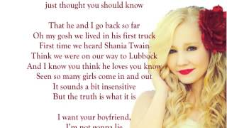 Boyfriend-RaeLynn (Lyrics)