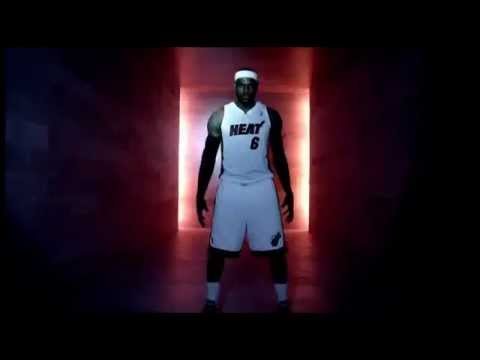 MIAMI HEAT 2012-2013 Intro (Official Video) Lebron James
