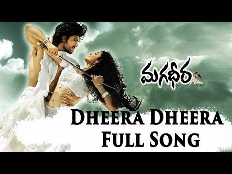 Dheera Dheera Full Song Ii Magadheera  Movie Ii Ram Charan Teja, Kajal video