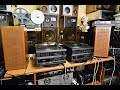 Tesla SM 580 - radio turntable cassette recorder - HiFi set Tesla, Telefunken RB 70, Philips CD 104