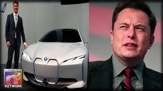 BMW Challenges Tesla! Elon Musk Is Not Going To Be Happy