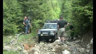 Romania 2009 slow motion OFFROAD-EXTREME