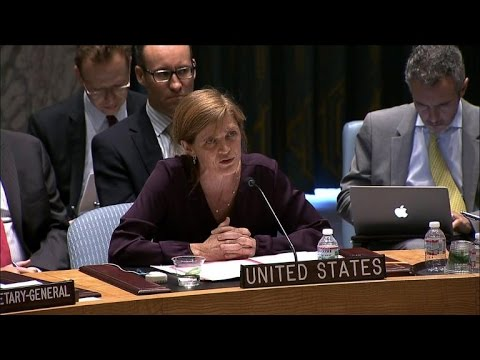 US rebukes Russia at UN: 'Stop lying about Ukraine'