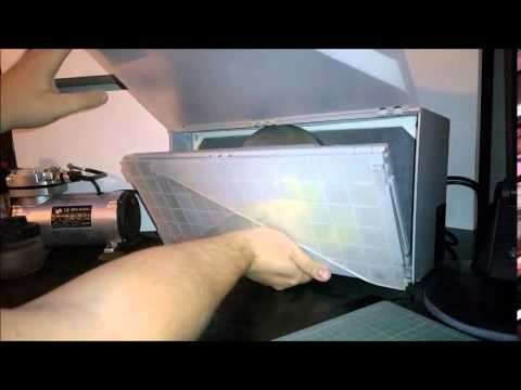 Review: Portable Airbrush Spray Booth